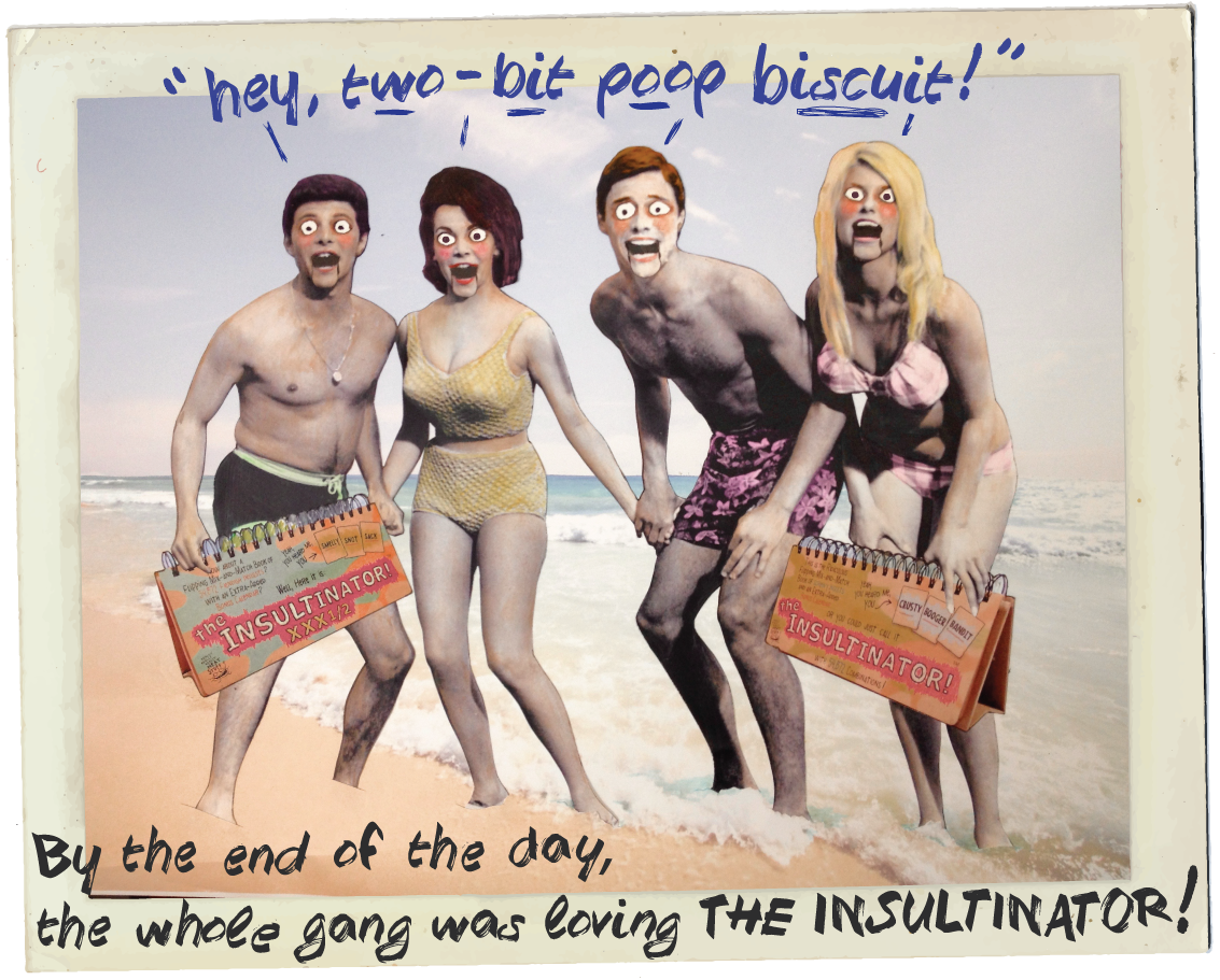 beach summer fun girls insult insultinator funny fun  beach party