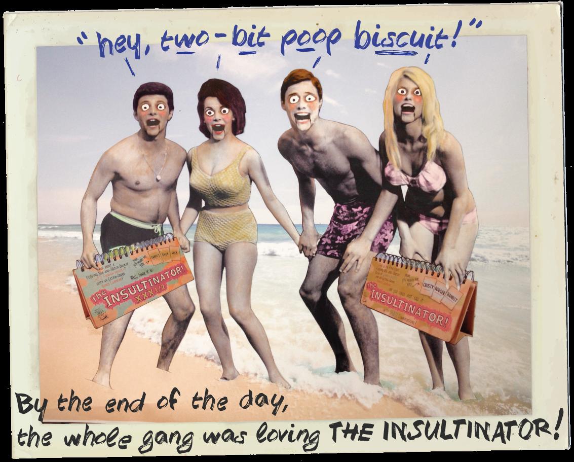 beach summer fun girls insult insultinator funny fun  beach party