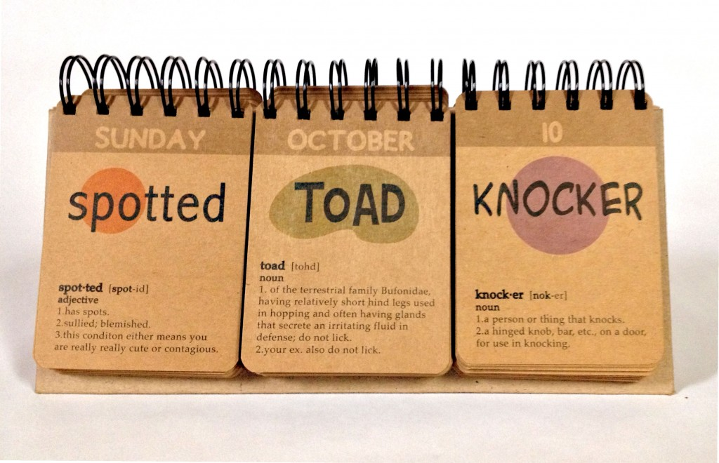 Insult, kickstarter, insultinator, spotted, toad, Knocker, gag, fun, funny